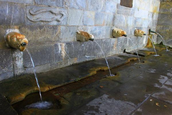Fontaine de Marina.