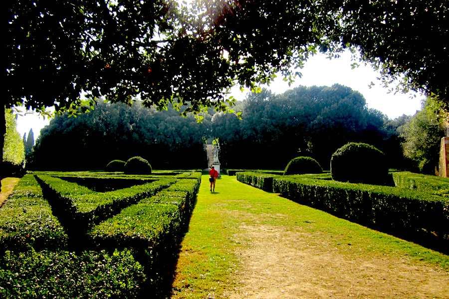 Horti Leonini, un jardin publique a be pas perdre. ©María Calvo.