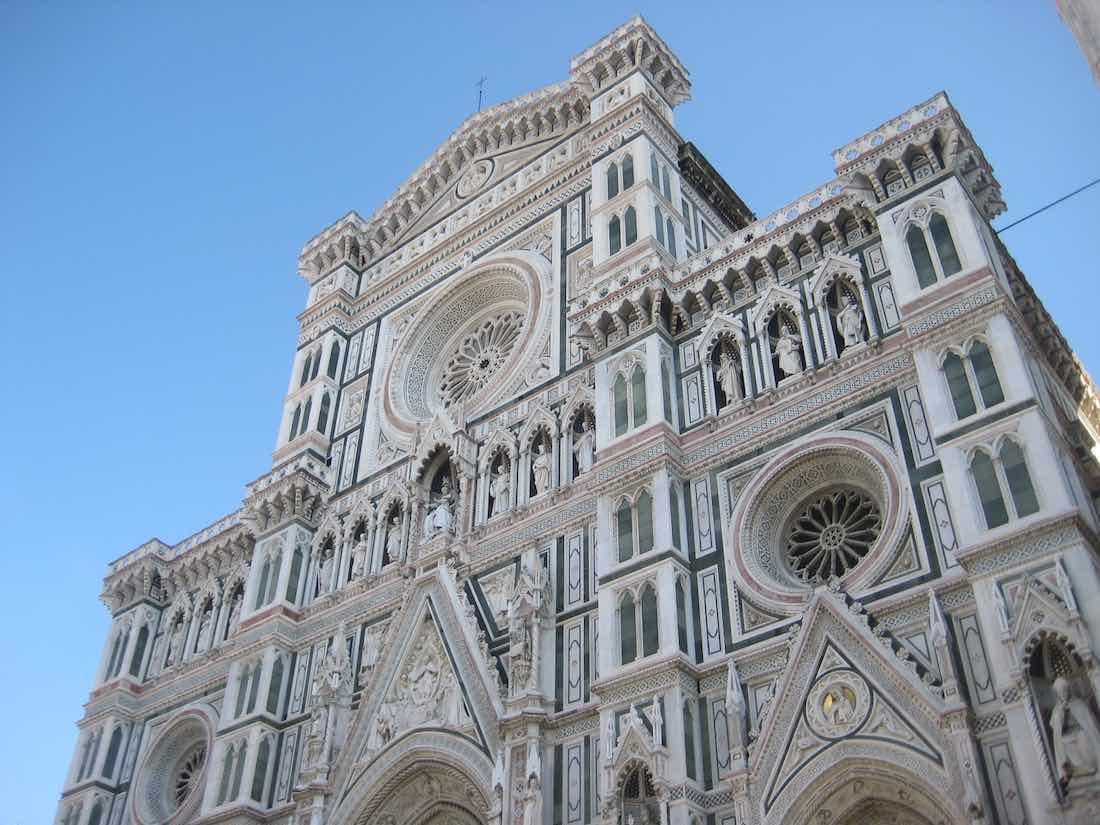 La beauté du Duomo de Florence. ©M. Calvo.