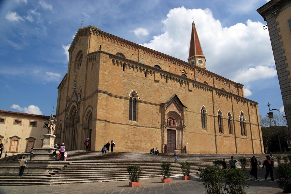 Duomo d'Arezzo.