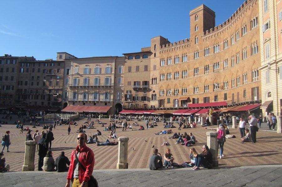 La Piazza dei Campo